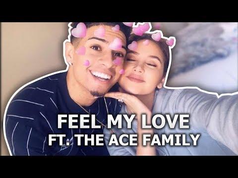 Feel My Love - Glenn Travis (Ft. The ACE Family) + Lyrics in Description