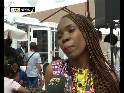 Lagos State unveils 'The Cinema' magazine at Cannes 2017