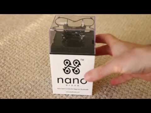 Aerix Nano Drone (For Beginners) - Unboxing and Flight