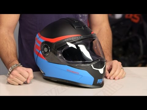 schuberth s2 sport rush helmet review at youtube. Black Bedroom Furniture Sets. Home Design Ideas