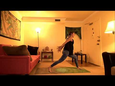 One Hour - All Levels Flow- Hips Release