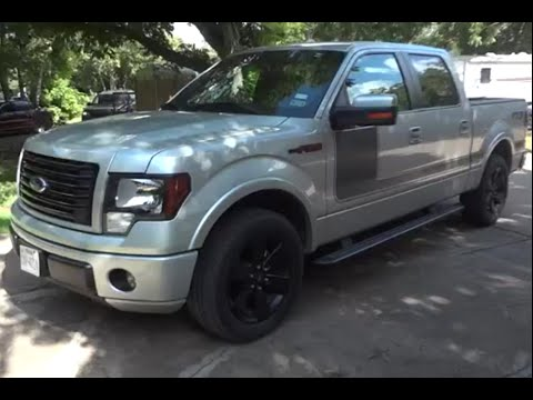 2012 ford f150 fx2 sport review - youtube