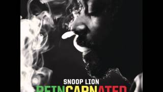 Snoop Lion  Tired Of Running (Feat. Akon) - Reincarnated