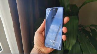 Обзор смартфона Honor 8