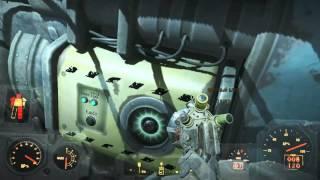 Fallout4 Замок открытие железной двери