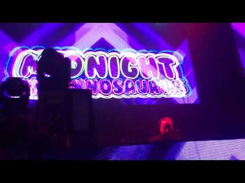 Midnight Tyrannosaurus @ Avalon LA 2016