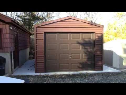 Versatube Metal Garage Review In-Depth