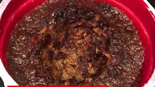 Easy ways to perk up your Christmas pudding - hidden caramel centre