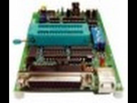 Gravador D Eprom QT-0001/2 Software Atualizado