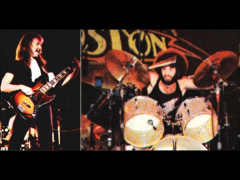 """Boston """"Rock And Roll Band"""" Isolated Drums and Bass"""