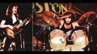 Boston - Rock and Roll Band (Isolated Rhythm Section)