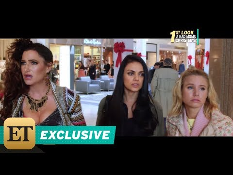 Download Youtube: EXCLUSIVE: 'Bad Moms Christmas' First Look! Meet Mila Kunis and Kristen Bell's On-Screen Moms