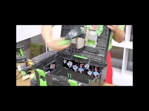 cfb60d2d454 Atelier multi-fonction sans fil POWER 8 WORKSHOP - YouTube