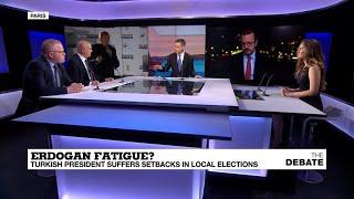Erdogan fatigue? Turkish president suffers setbacks in local elections