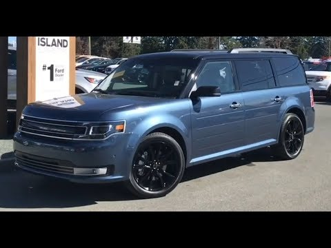 Ford Flex Limited AWD Review| Island Ford