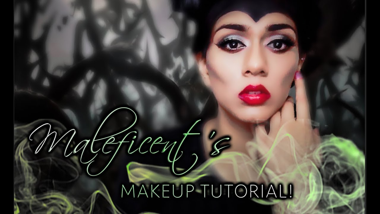 Disneys maleficent makeup tutorial using jaclyn hills palette disneys maleficent makeup tutorial using jaclyn hills palette halloween 2017 baditri Gallery