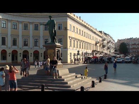 Проект EECA Cities. Одесса / EECA CITIes project. Odessa