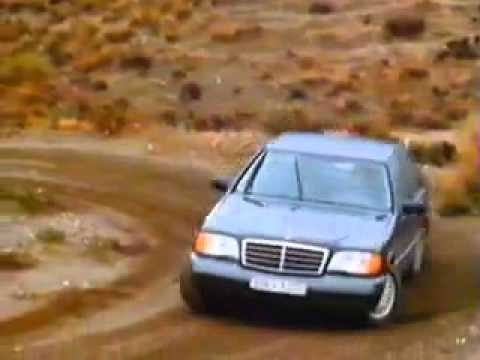 Mercedes-Benz S-Class W140 Commercial