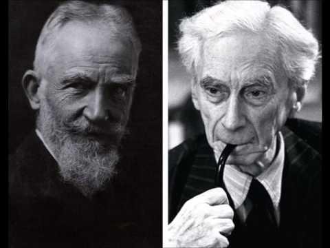Bertrand Russell on Bernard Shaw - 2