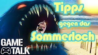 Game Talk #30 | Sea of Solitude, Fire Emblem: Three Houses & mehr Tipps fürs Sommerloch