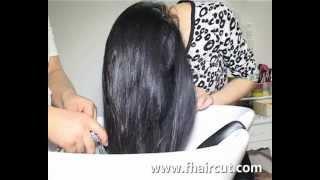 fhaircut 517 longhair cut BOB