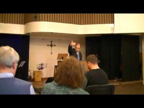 Apocalipsis 1:1-8 por el pastor Greg Travis