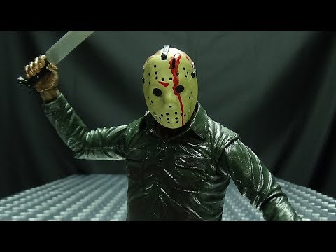 NECA Friday the 13th Part V JASON VOORHEES: EmGo's Reviews N' Stuff