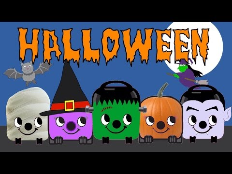The Henry Hoover Halloween Song