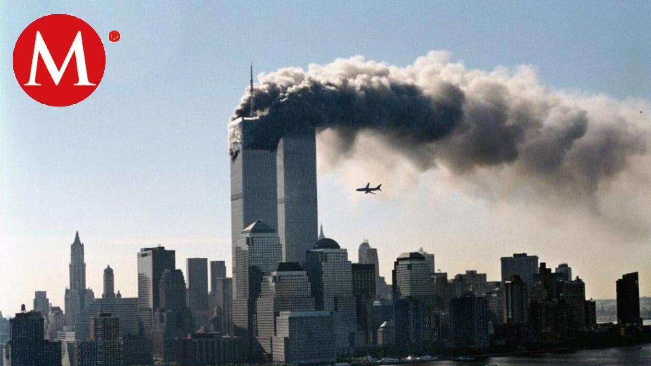 Imágenes Inéditas De Las Torres Gemelas En Los Atentados Del 9 11 Youtube