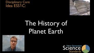 ESS1C - The History of the Earth