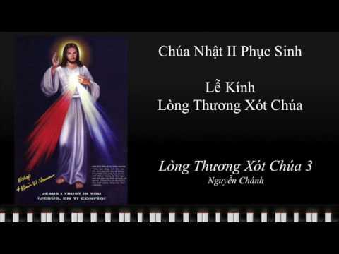 Lòng Thương Xót Chúa 3 - Nguyễn Chánh