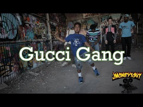 Lil Pump - Gucci Gang (Official Dance Video) shot by @Jmoney1041