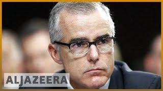 🇺🇸 Ex-FBI official: Trump's firing of FBI head Comey triggered probe l Al Jazeera English