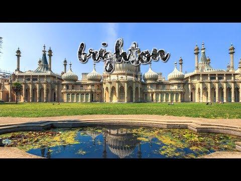 Brighton & London - Cinematic Vlog