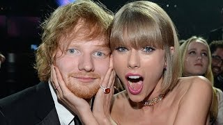 Ed Sheeran SPILLS the Tea on Taylor Swift