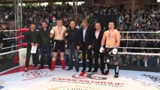 видео: Награждение призеров Турнира воиской славы 2015. Интервью Емельяненко о возвращении на ринг