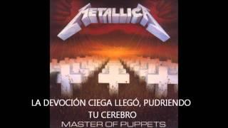 METALLICA - Leper Messiah (subtitulado en español)