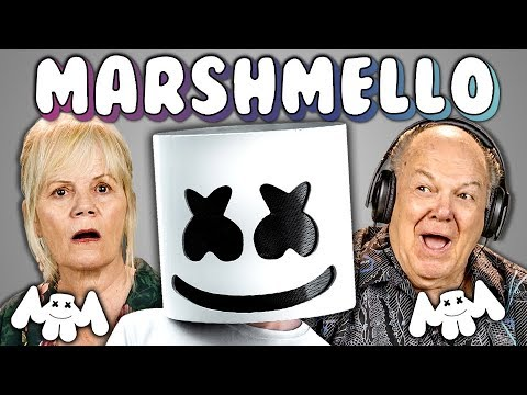 Thumbnail: ELDERS REACT TO MARSHMELLO