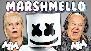 ELDERS REACT TO MARSHMELLO