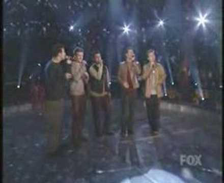 Nsync - Oh Holy Night Acapella