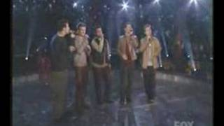 From the *Nsync Ntimate Holiday Special, Oh Holy Night. Enjoy guys!
