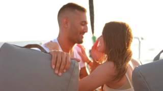 הצעת נישואין מרגשת בלב ים 28.6.17