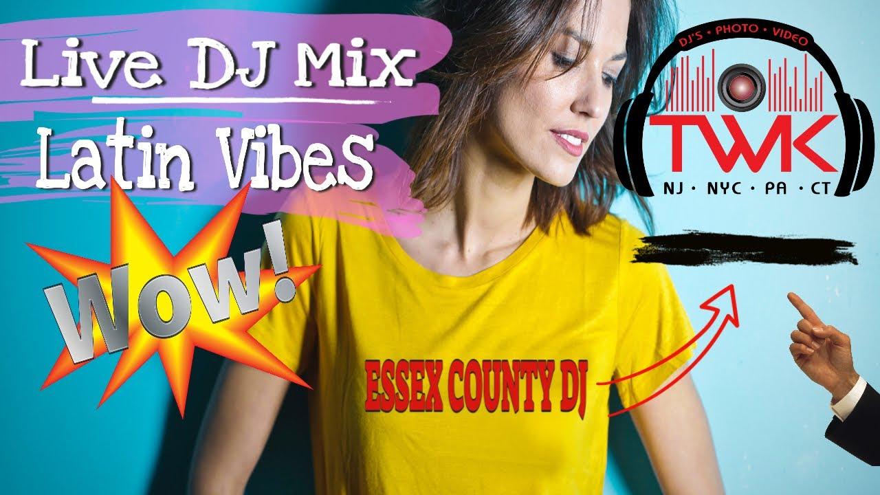 🎙️ DJs In Newark NJ | Twk Events ~ Wedding DJ In Newark NJ | Bilingual DJ In Newark NJ ~ DJ MIX