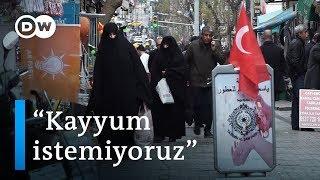 Diyarbakır halkı kayyum istemiyor - DW Türkçe