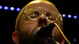 William Fitzsimmons - Nothing Can Be Changed (Live on eTown)