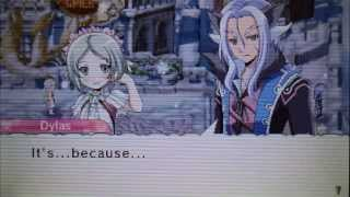 Rune Factory 4 | Dylas & Luna Family Event - Do You Like Me?