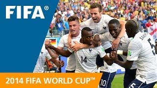 FWC 2014 - Switzerland v France - International Sign Highlights