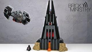 дача Ведра aka Замок Дарта Вейдера  LEGO Star Wars 75251 Обзор