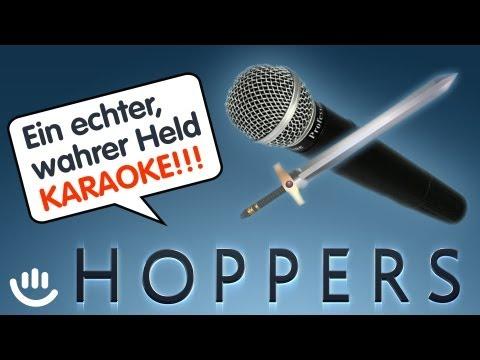 Ein echter, wahrer Held - Karaoke-Version