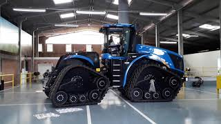 T9.700 NEW HOLLAND com Esteiras!